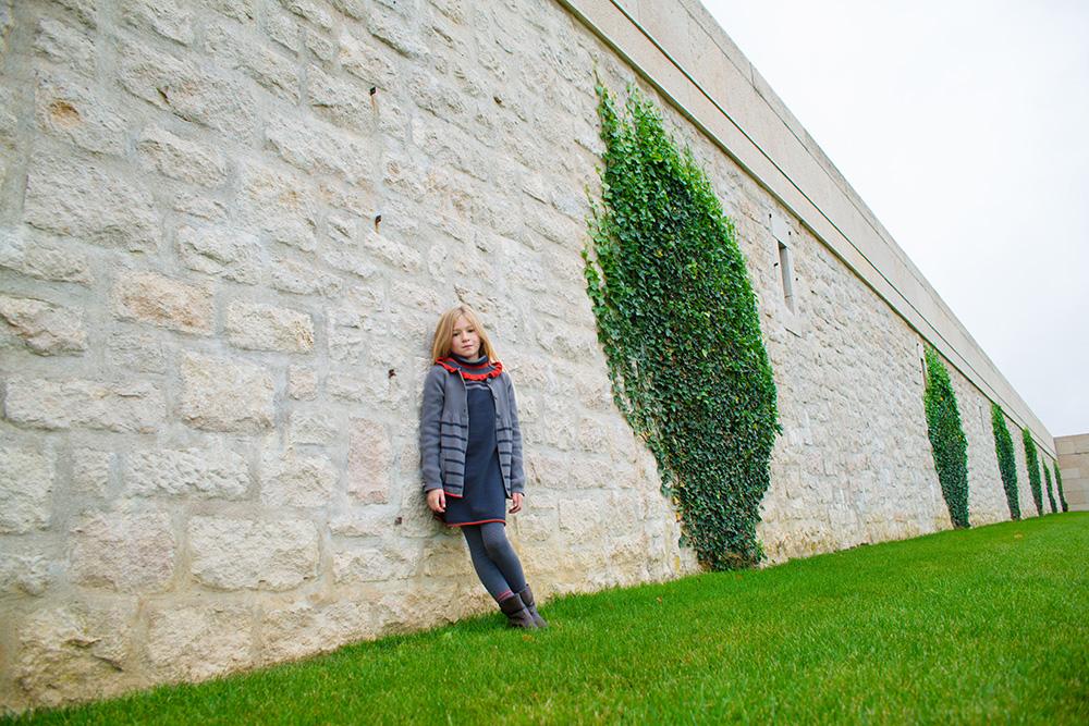 Shooting photo enfant monument américain de Château-Thierry