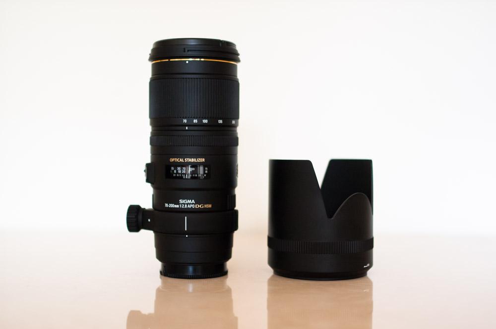 Sigma 70-200 2.8 OS HSM