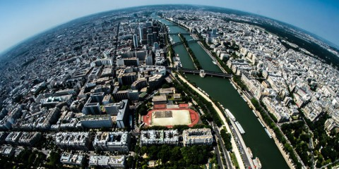 Paris Fisheye