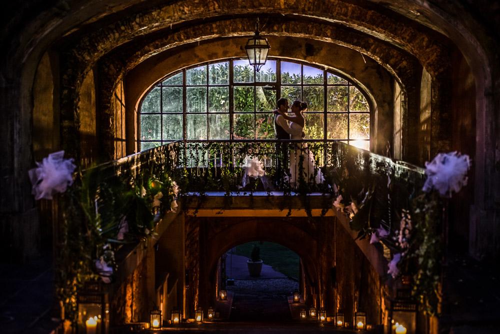 soirée de mariage au château de gency