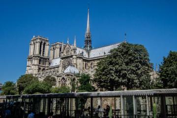 Hyperlapse Notre Dame