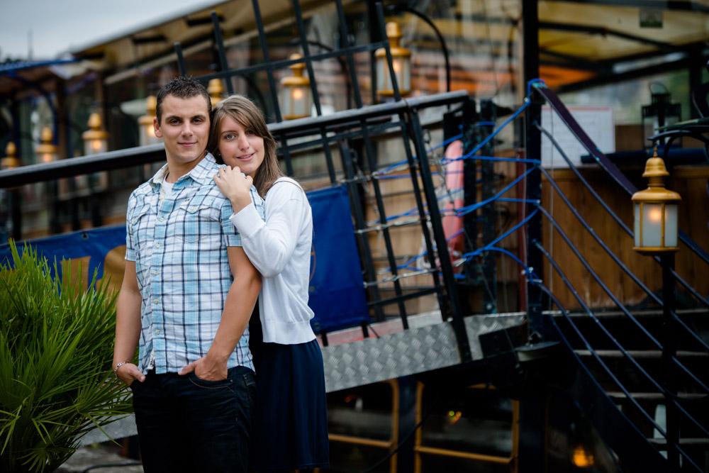 Photoshoot Paris Couple