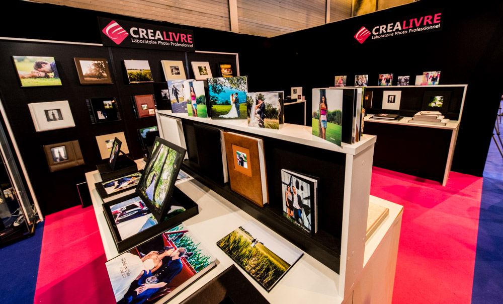 Créa Livre Salon de la Photo