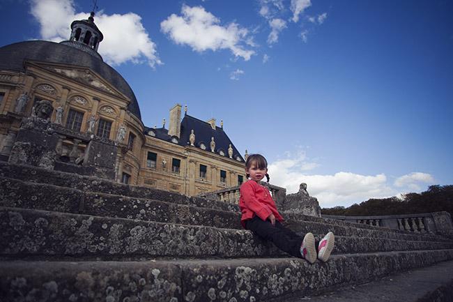 Shooting Photo Château de Vaux-le-Vicomte