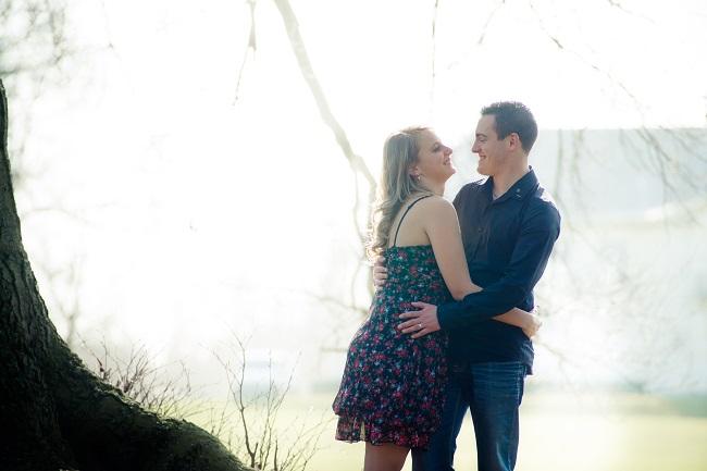 Seance Photo couple en extérieur