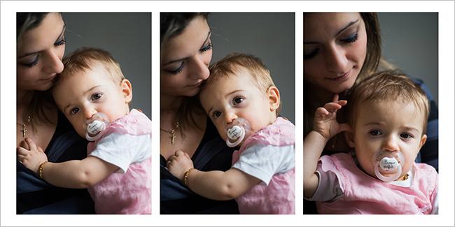 Livre album photo bébé