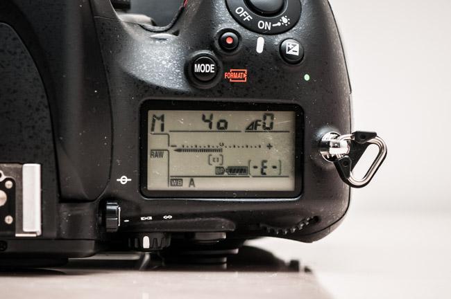 Nikon D800 GRIP Piles Eneloop AA tropical edition