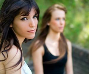 Lylia et Audrey