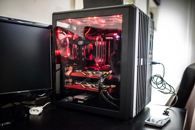 ordinateur de bureau pour les photographes