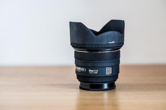 objectif photo 50mm, le standard en photographie