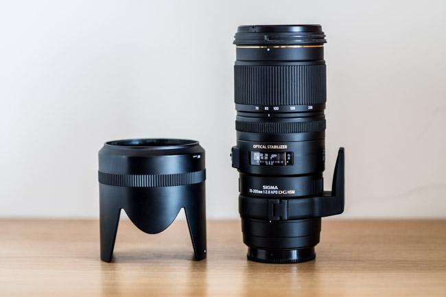 le 70-200mm F2.8 est le grand classique de l'objectif telezoom