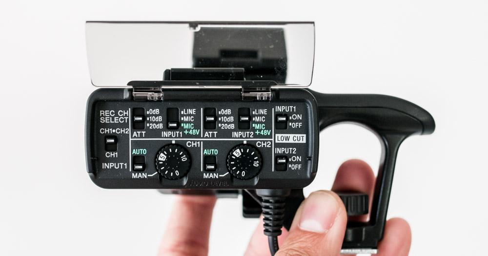 Sony-XLR-K1M