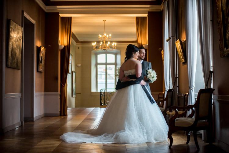 mariage à la mairie de lagny sur marne