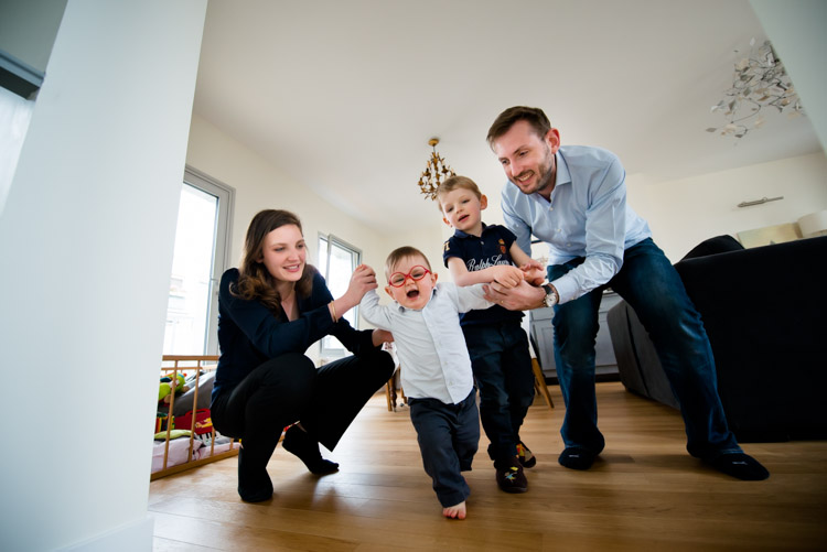 photo de famille à domicile