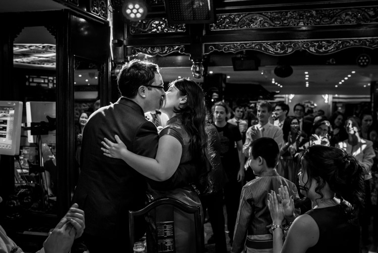 soirée karaoké des mariés au restaurant asiatique paris belleville le président