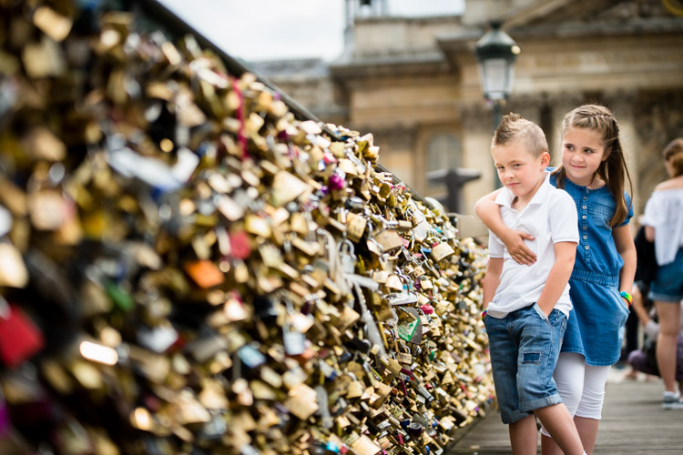 Shooting-Photo-enfant-pont-des-arts