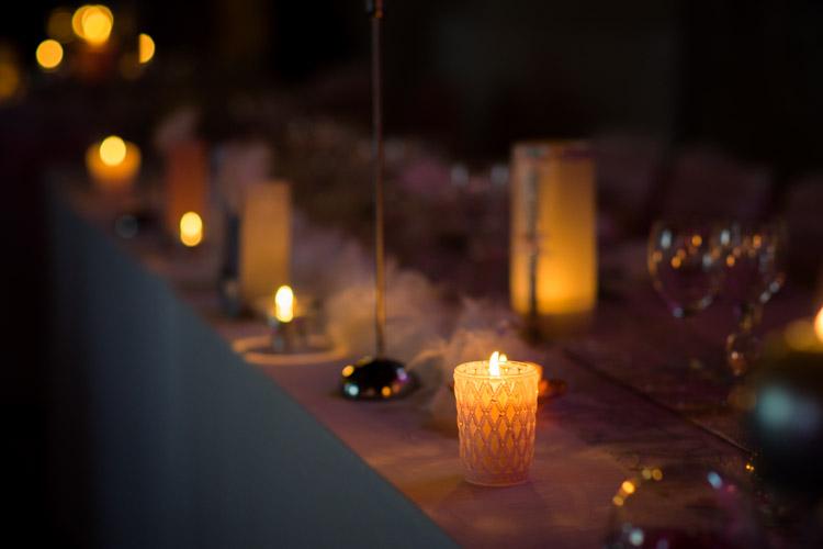 illumination de mariage
