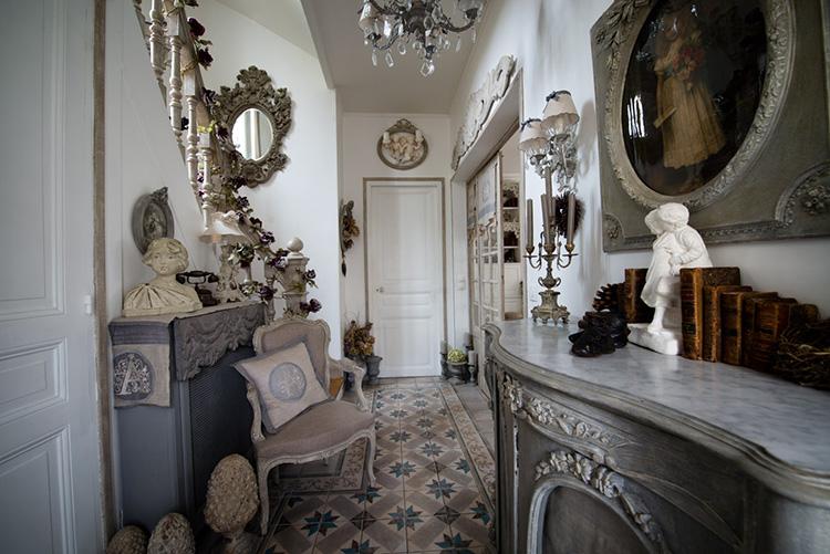 La Maison Esprit Boudoir, un lieu unique  Photographe mariage et portraitist