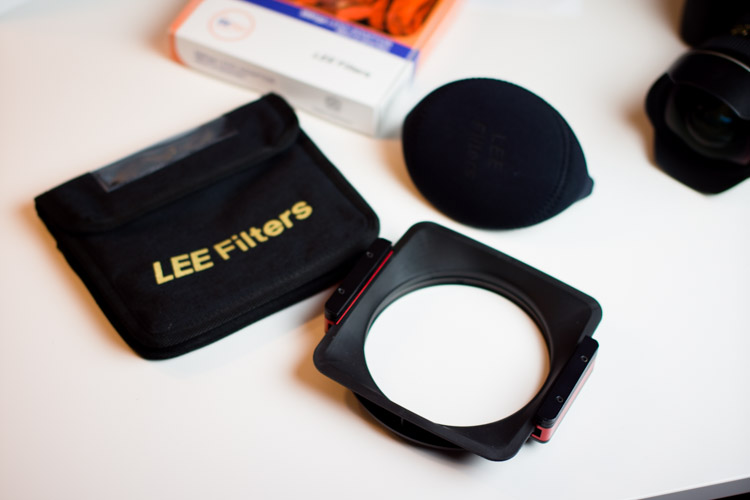 Lee-Filters-SW150-Mark-II-unboxing
