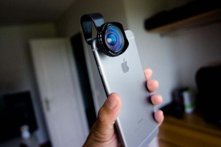 pour gaganer plusieurs mm de focale