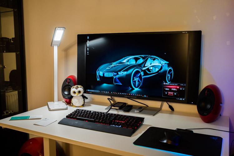 sa taille est parfaite pour un bureau de taille moyenne