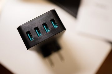 aukey-chargeur
