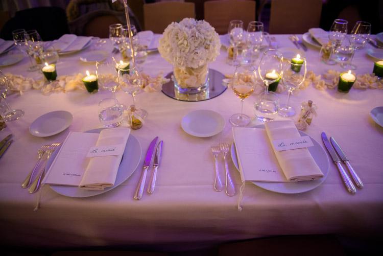 pr catelan dcoration de table table des maris - Pr Catelan Mariage