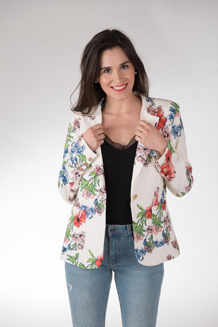 portrait mode pour collection de vêtements
