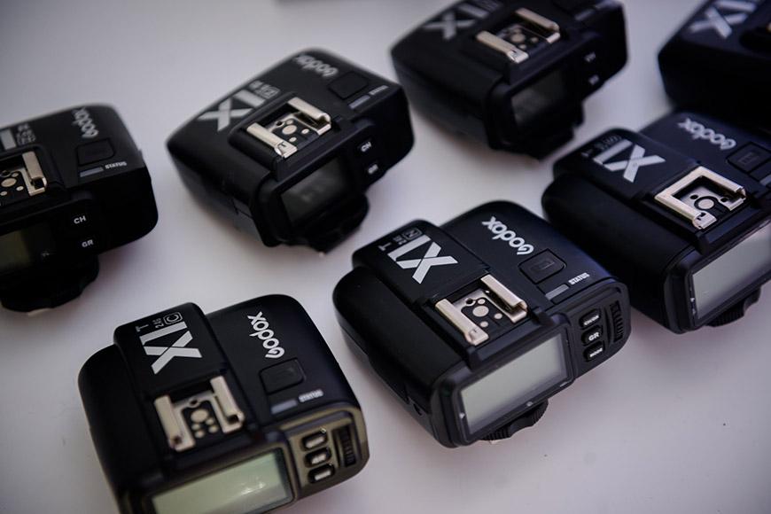 émetteurs toutes marques d'appareil photo
