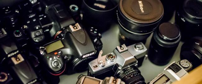 Materiel Photo
