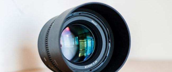 Nikon 85mm AF-S F1.8
