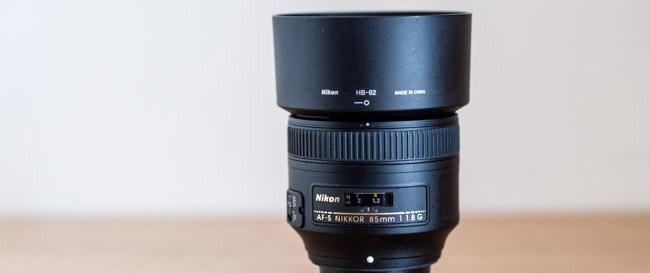 Choix d'un objectif photo pour débuter au reflex numérique